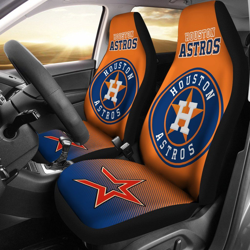 New Fashion Fantastic Houston Astros Car Seat Covers