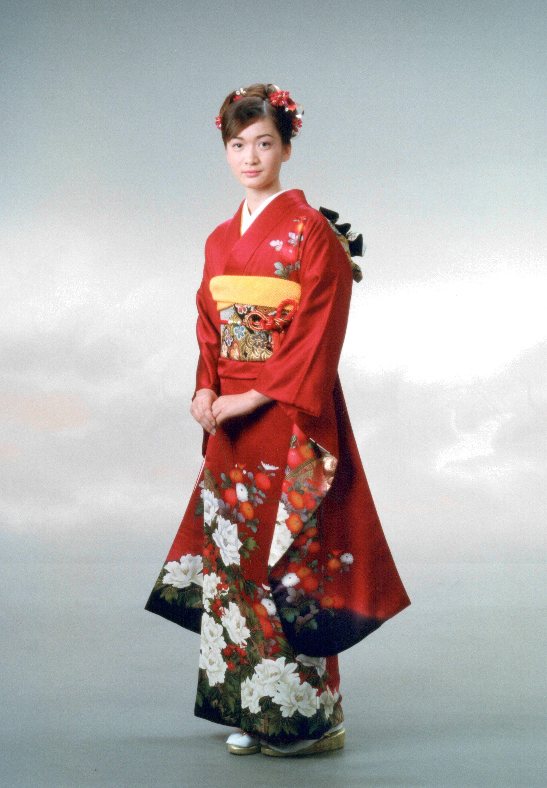 My Favourite Traditional Costumes 1 Kimonos Japanese