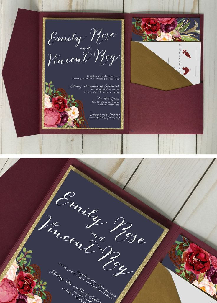 Einladungen Hochzeit · Über Google Auf Pinterest.com Gefunden