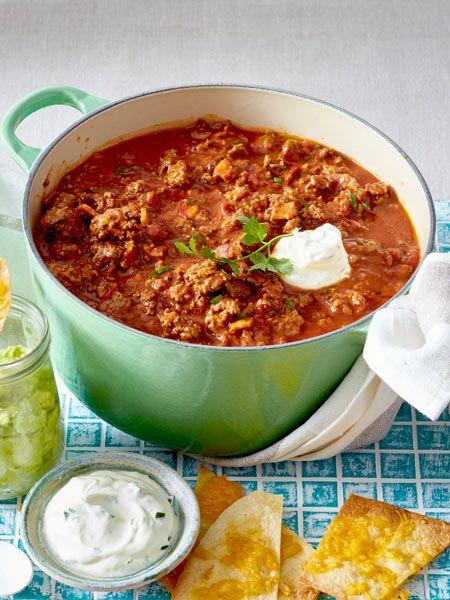 Chili Con Carne Das Rezept Zum Nachkochen Recetas Rezepte