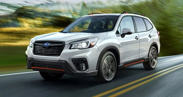 2021 Subaru Forester Changes Sti Model 2020 2021 Suv And Truck Models Subaru Forester Subaru Forest Cabin