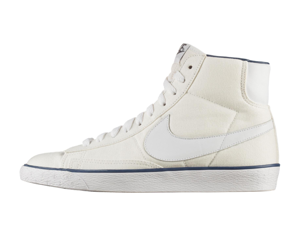A.P.C. x Nike. Blazer sneakers www.apc.fr