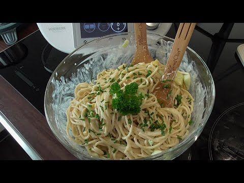 Sommerküche Thermomix : Spaghettisalat thermomix®tm5 youtube gisela pinterest