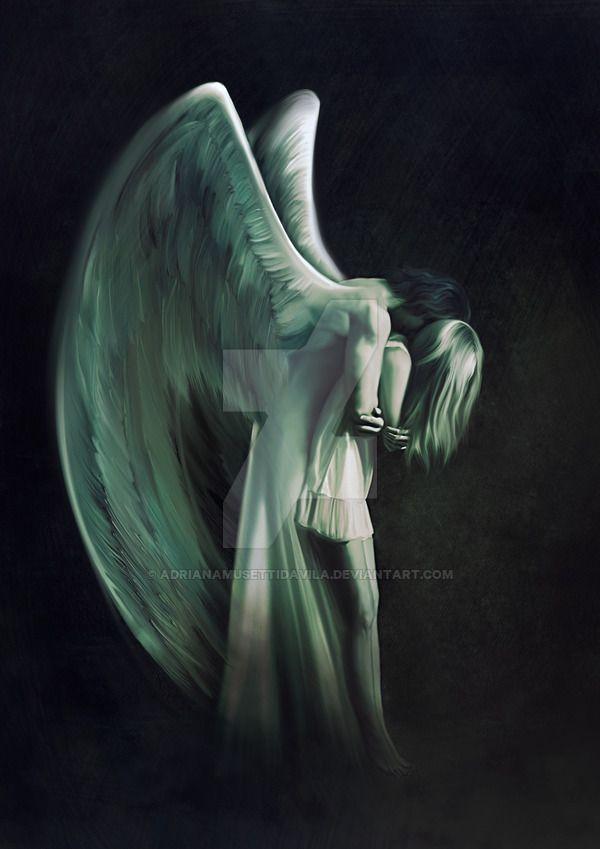 ANGEL WINGS HUG