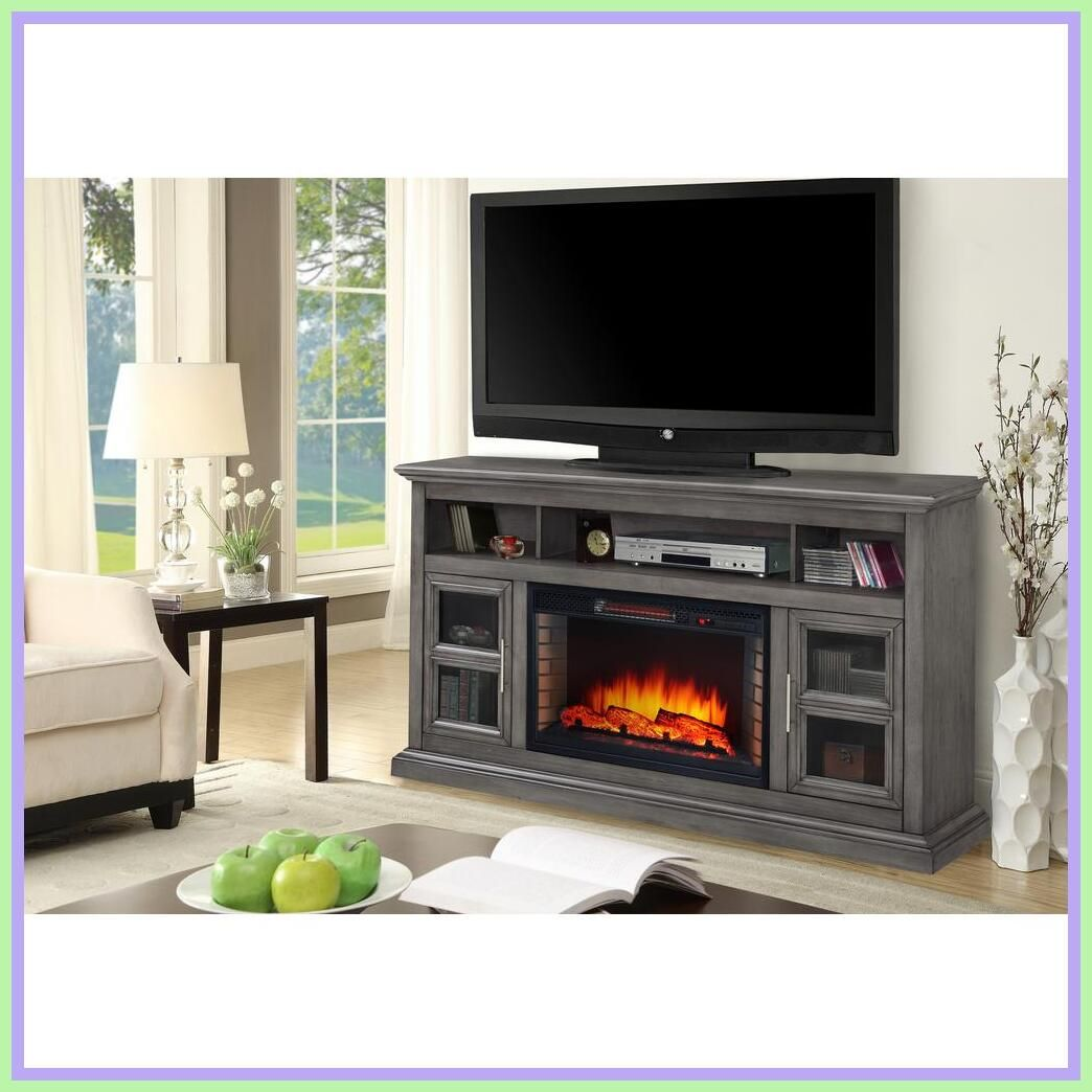 68 Reference Of Fireplace Tv Stand 70 Inch Lowes In 2020