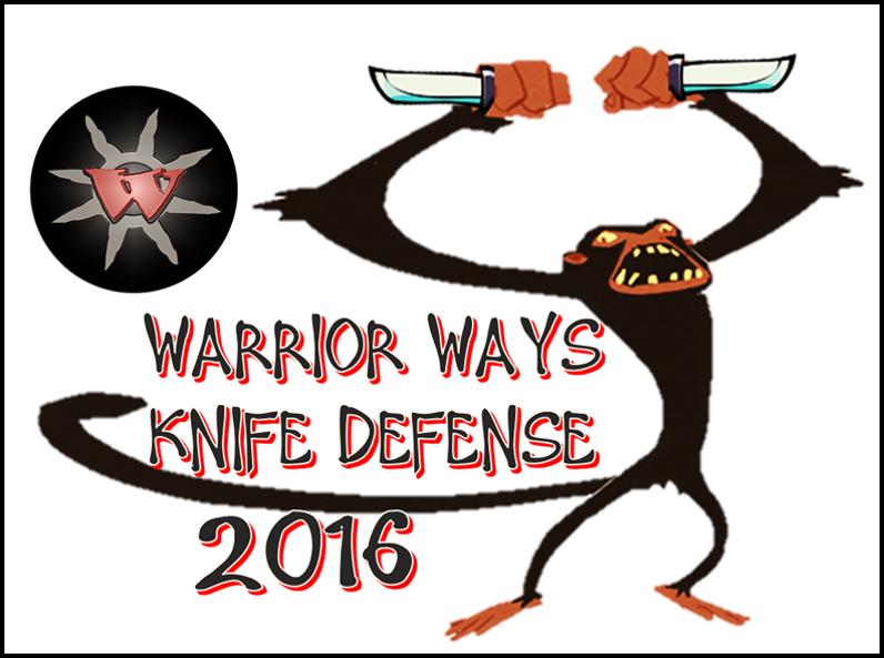 SATURDAY, JULY 30th  Knife Defense Workshop