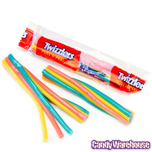twizzlers strawberry blast pull n peel licorice twists 10 12 ounce bag twizzlers online candy licorice candy twizzlers strawberry blast pull n peel