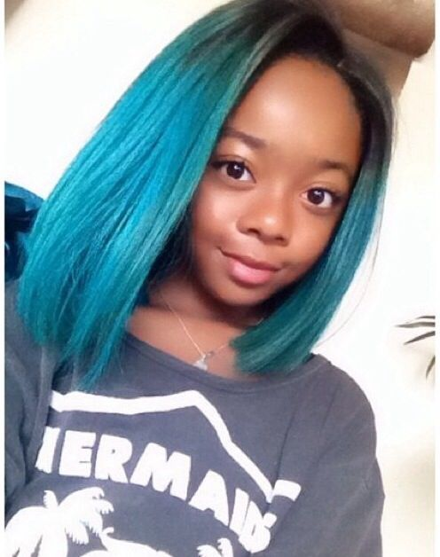 Skai Jackson is such a cutie! Love this hair on her