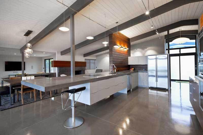 Schwebende Kücheninsel Dies ist die neueste Informationen auf die ...