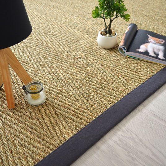 tapis sur mesure tapis sur mesure jonc de mer assam chevron en 2019 tapis sur mesure jonc