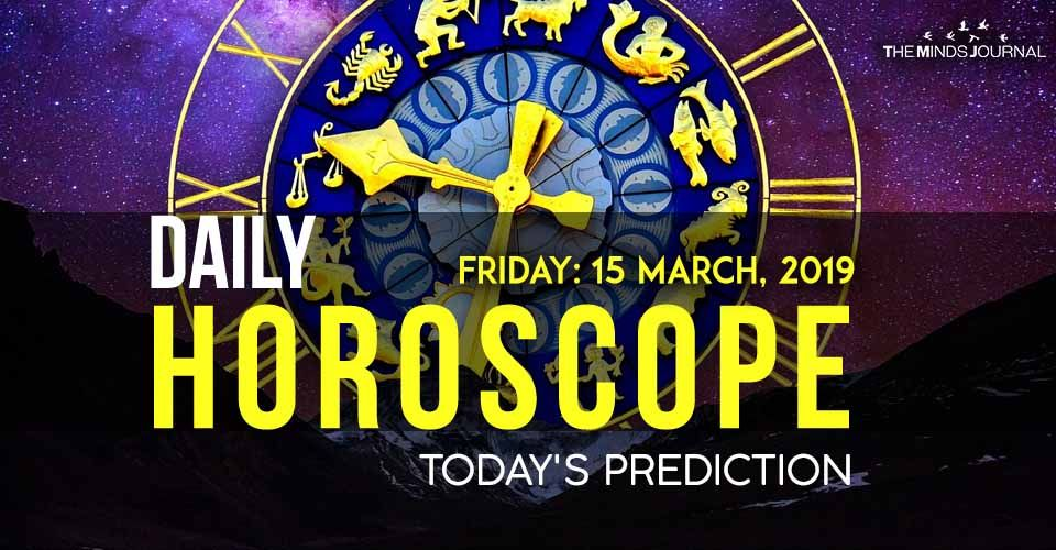 horoscope for november 15 2019