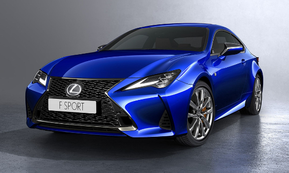2019 Lexus Rc 300 Concept The Lexus Rc Is A Popular 2 Entrance Coupe Which Appears Truly Desirable High Quality Plus It Is H Lexus Coupe New Lexus Lexus Lc
