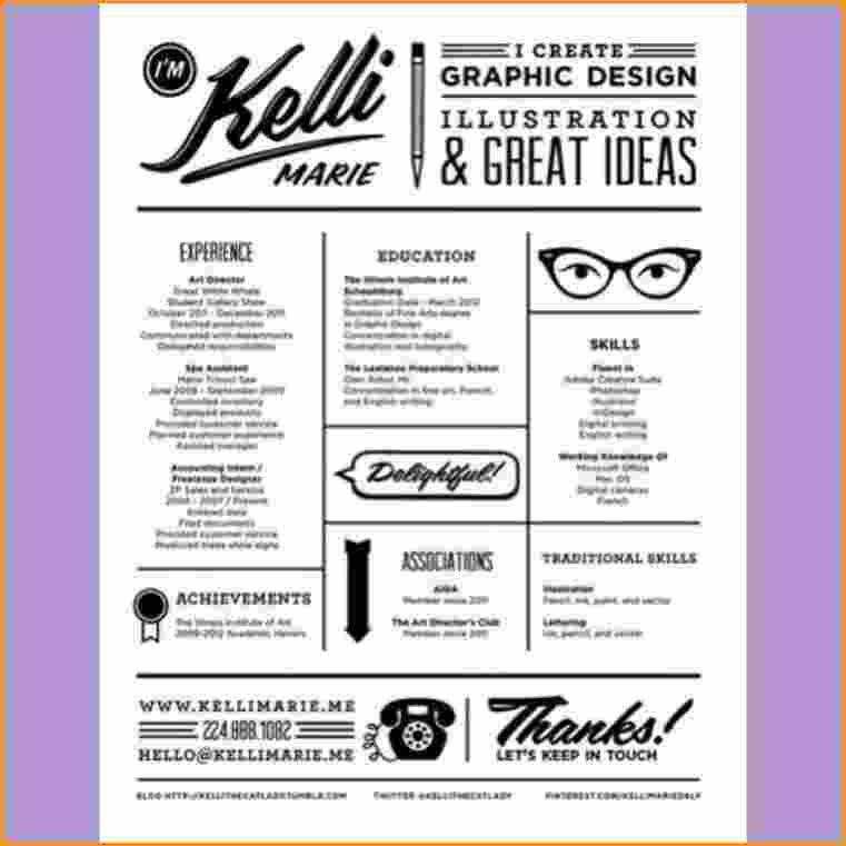 8+ Graphic Design Resume Design Invoice Template Download Maybe