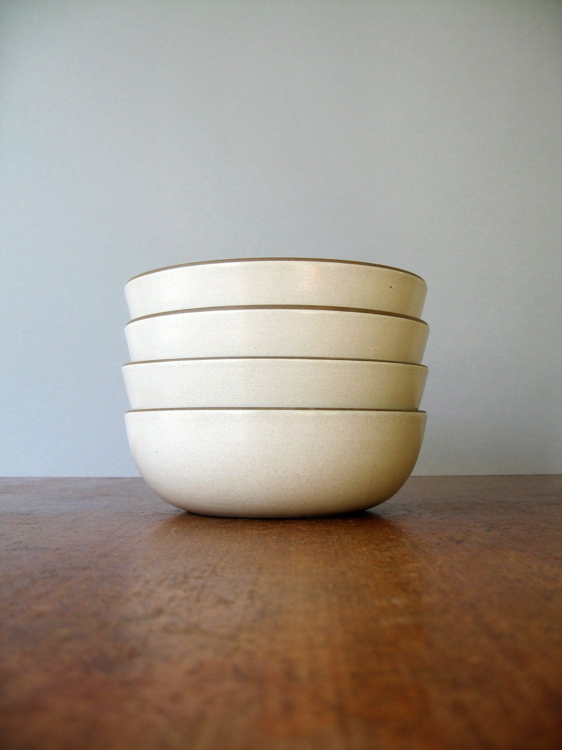 Nice Heath Ceramics Cereal Bowls