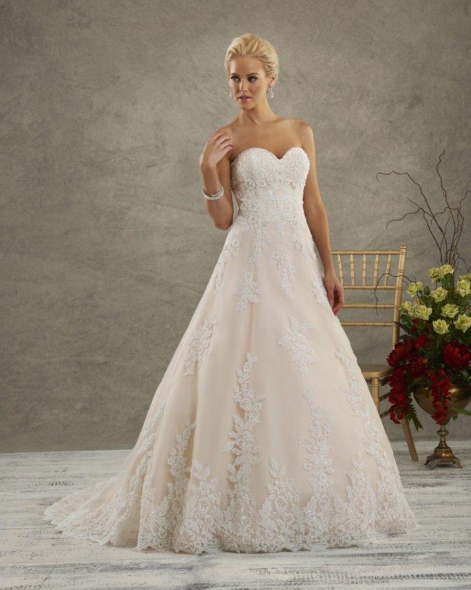 Bonny Bridal, Style 6500 - Mayfair Bridal, San Antonio, TX. | Dream ...