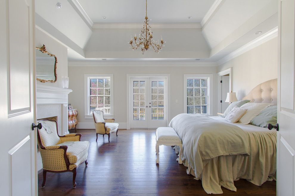 How To Paint Tray Ceilings With Color Decorating Ideas In Bedroom Traditional Design
