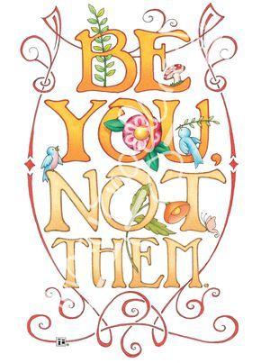 Be You – Mary Engelbreit Studios