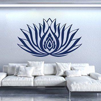 Captivating, Enchanting And Beautiful Lotus Flower Wall Art