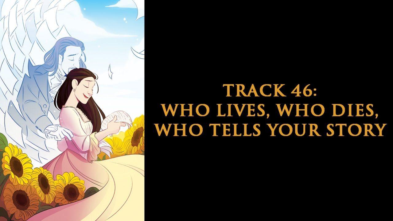 Image result for tell your story hamilton lyrics