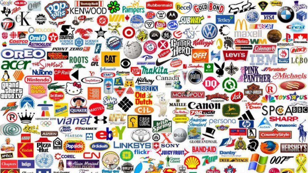 6 marcas famosas con significados que no conocías Logos