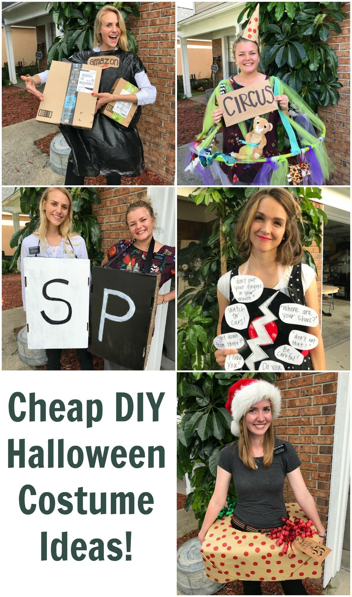 Cheap diy halloween costume ideas cheap diy halloween costume ideas that are super quick easy and very inexpensive to solutioingenieria Images