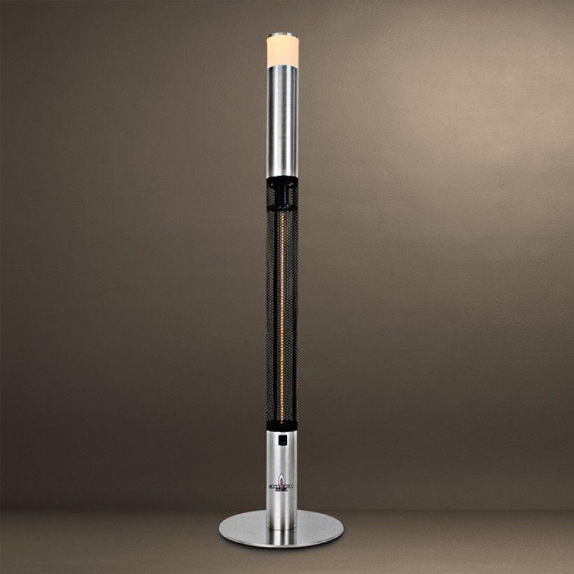 Milano Lava Post Patio Heater Www.aniks.com