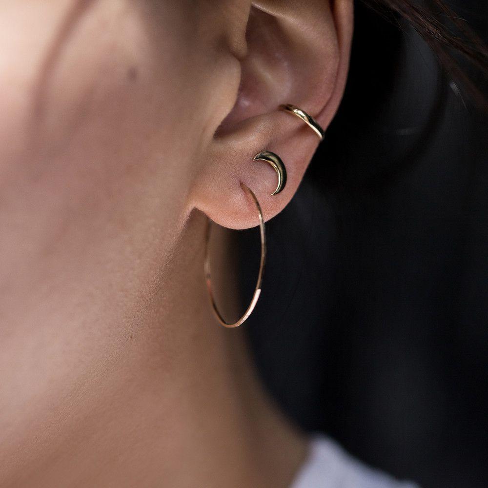 c8ffc7c9ec5ed The big hoop dream earring is a perfect hoop, that before their ...
