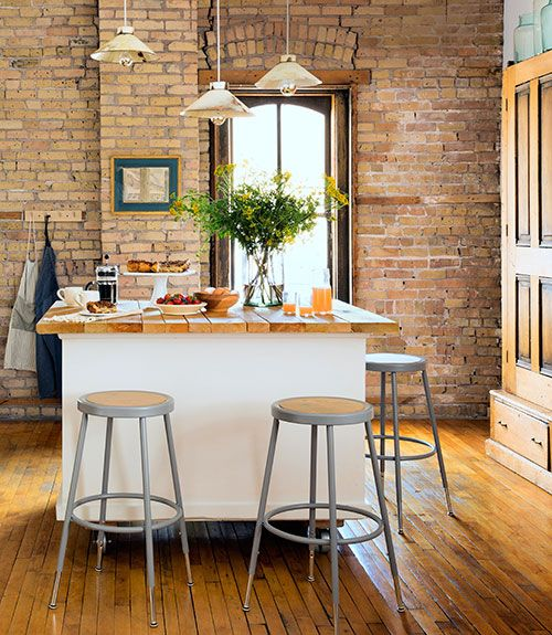 Charming Country Kitchen Decorations With Italian Style: Charming Kitchen Island Ideas That Are Both Stylish And