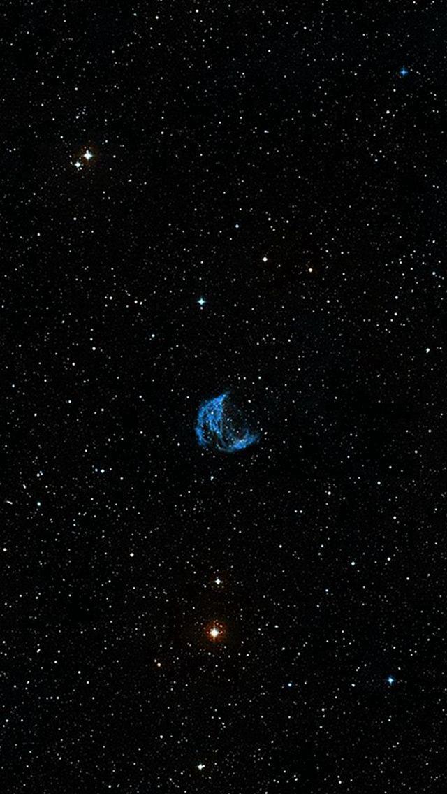Dark Night Universe Star Galaxy Night Starry Space Iphone