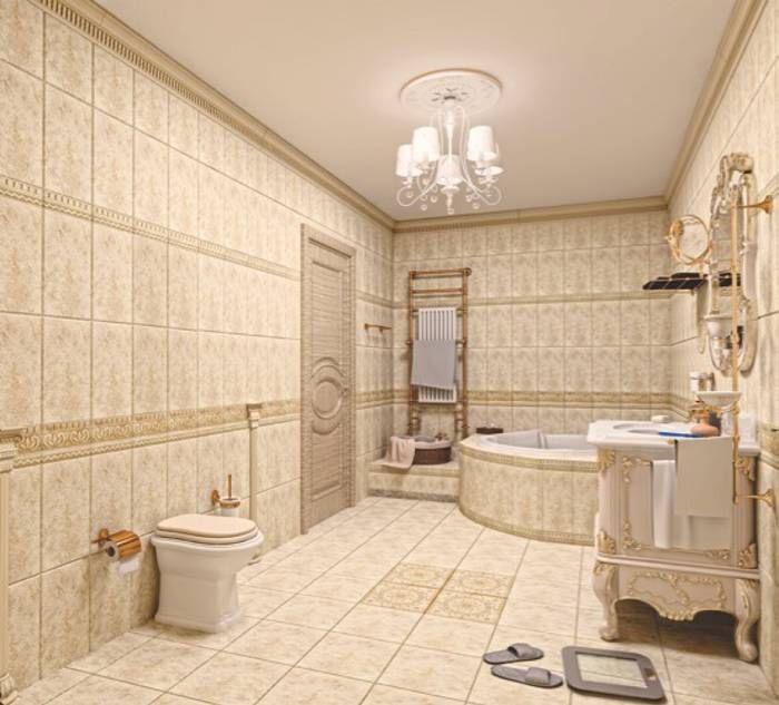 Pin by Fiorella Saldivar Calvo on Bañoz♥ | Tile bathroom ...