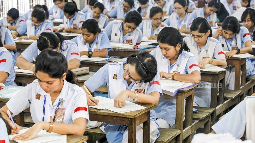 SCHOOLS SENDING LESS THAN 20 CANDIDATES FOR HSC EXAMS MAY BE SHUT DOWN