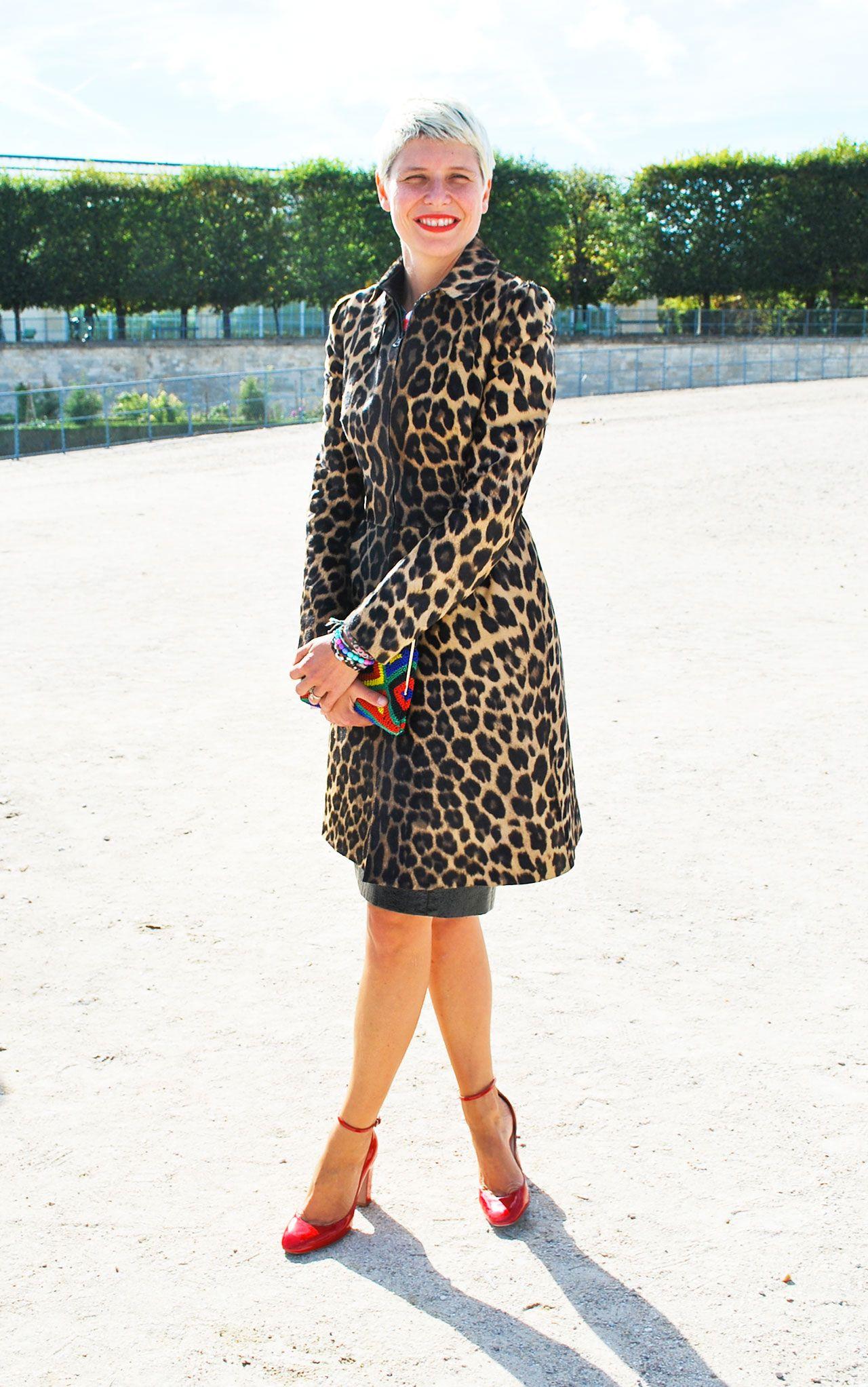 Key SS13 trends - leopard print