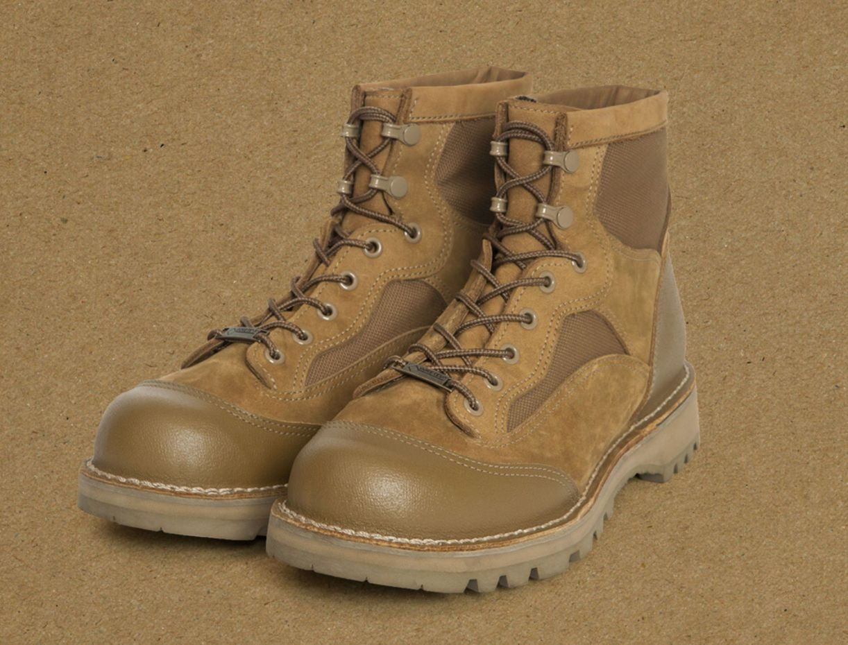 N.HOOLYWOOD & Danner Team Up on the Military Inspired USMC