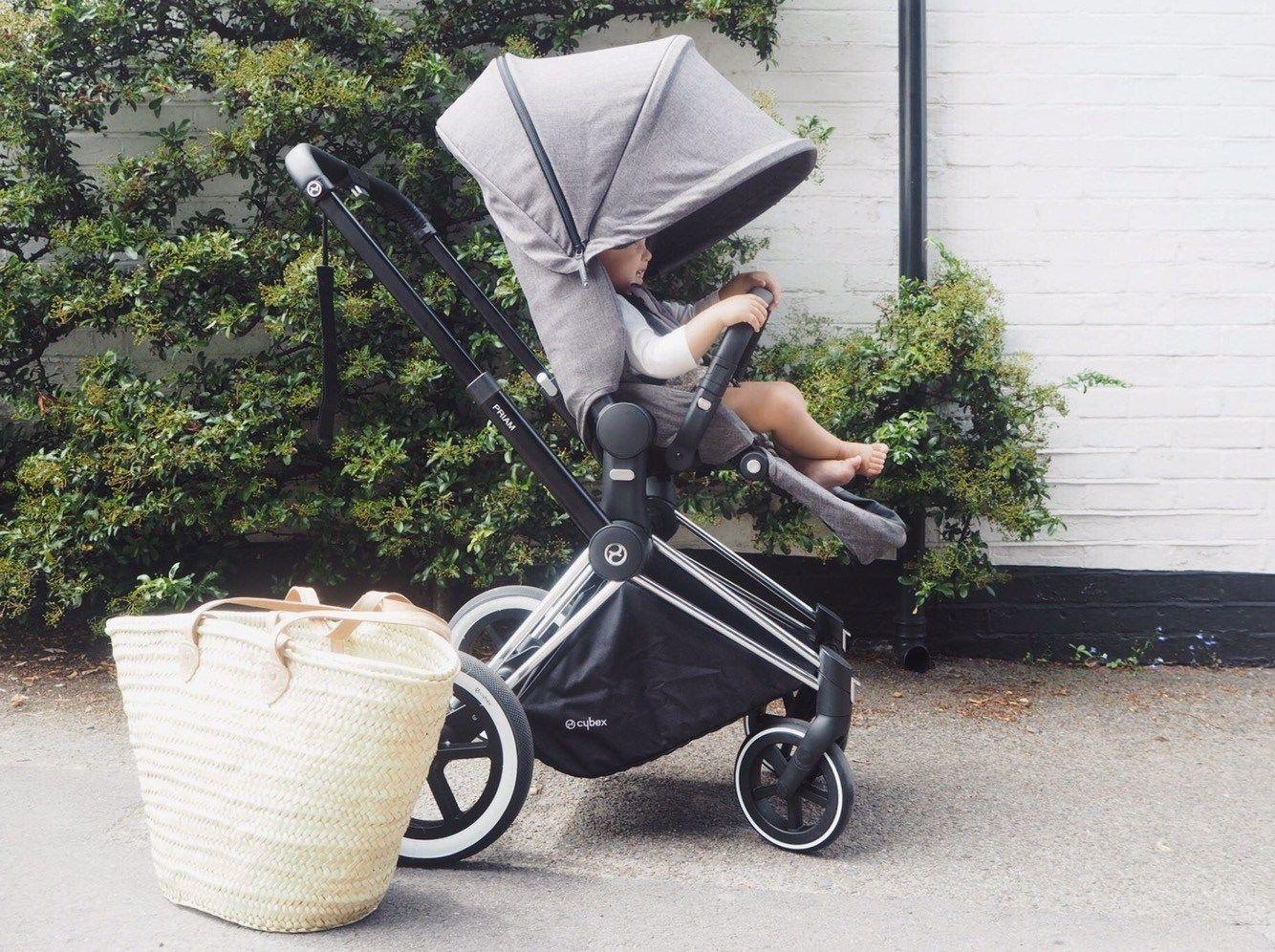Cybex Priam Stroller (With images) Stroller, Stroller