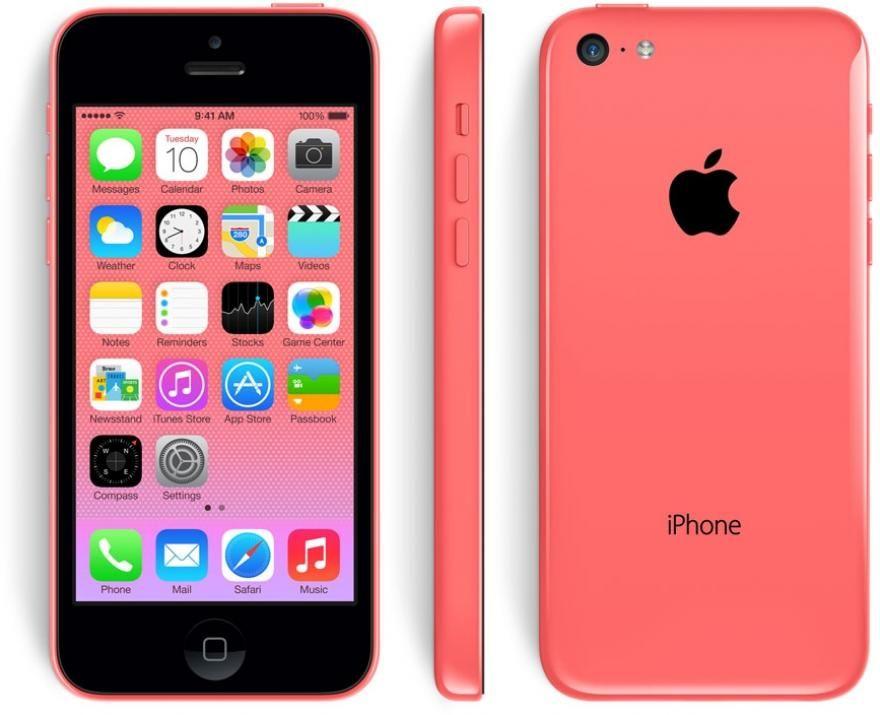 apple iphone 5c 16gb цена