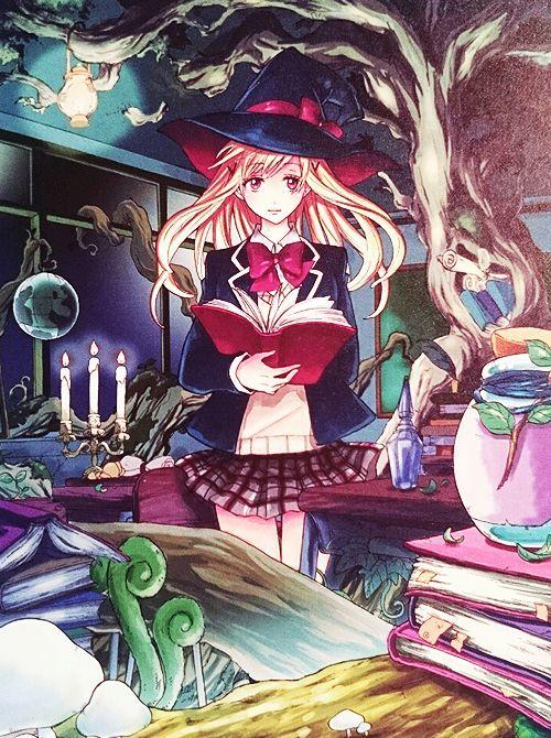 Anime Decoy Yamada Kun To 7 Nin No Majo Ova Review Anime Witch Anime Anime Love