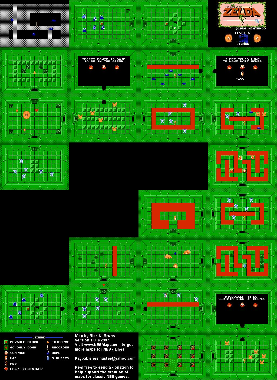 Pin By Broc Baggett On Minecraft Zelda Map Legend Of