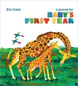 Barnes Amp Noble Eric Carle A Journal For Baby S First