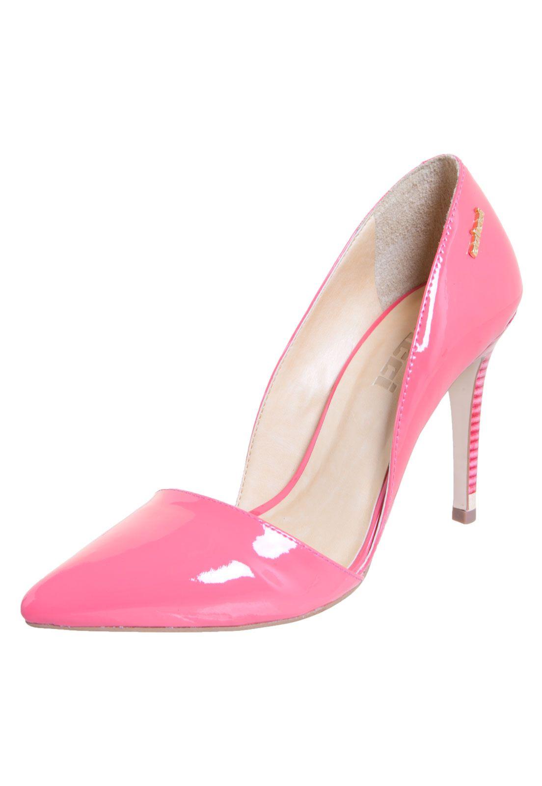 b1088afca Scarpin Colcci Sapato Rosa   Zapatos y Carteras   Sapatos, Sapatos ...
