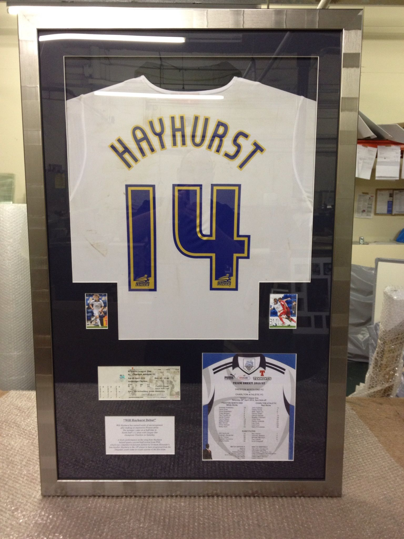 framed football shirt | sports ideas in 2018 | pinterest | frame