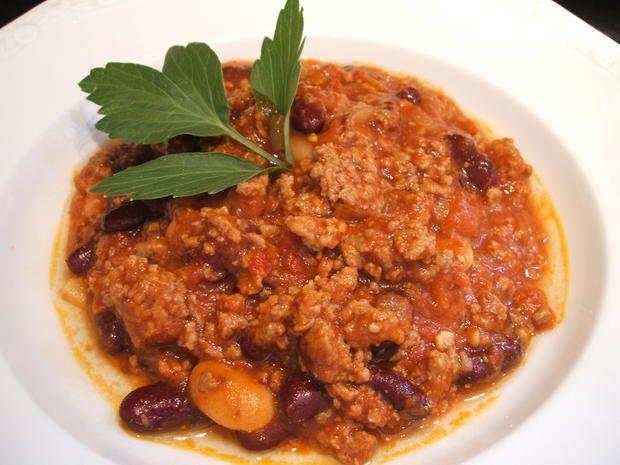 Fleisch: Paprika-Knoblauch-Chili