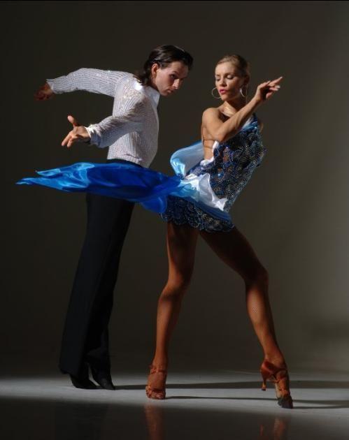 Two in blue | Спортивные танцы, Бальные танцы, Танец