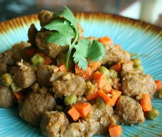 63badeae4d Stewed Soya Chunks Soya Chunks Recipe