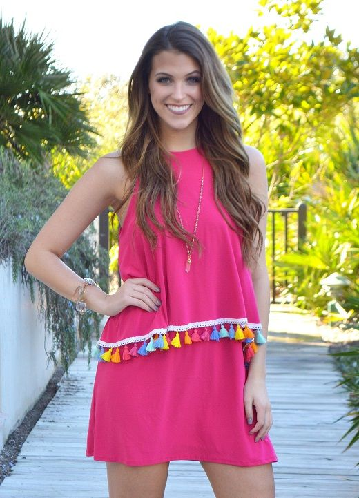 b73707e2feca ROCK OUT FASHION ALL SPRING  amp  SUMMER IN THIS JUDITH MARCH DESIGNER  TULIP BACK DRESS