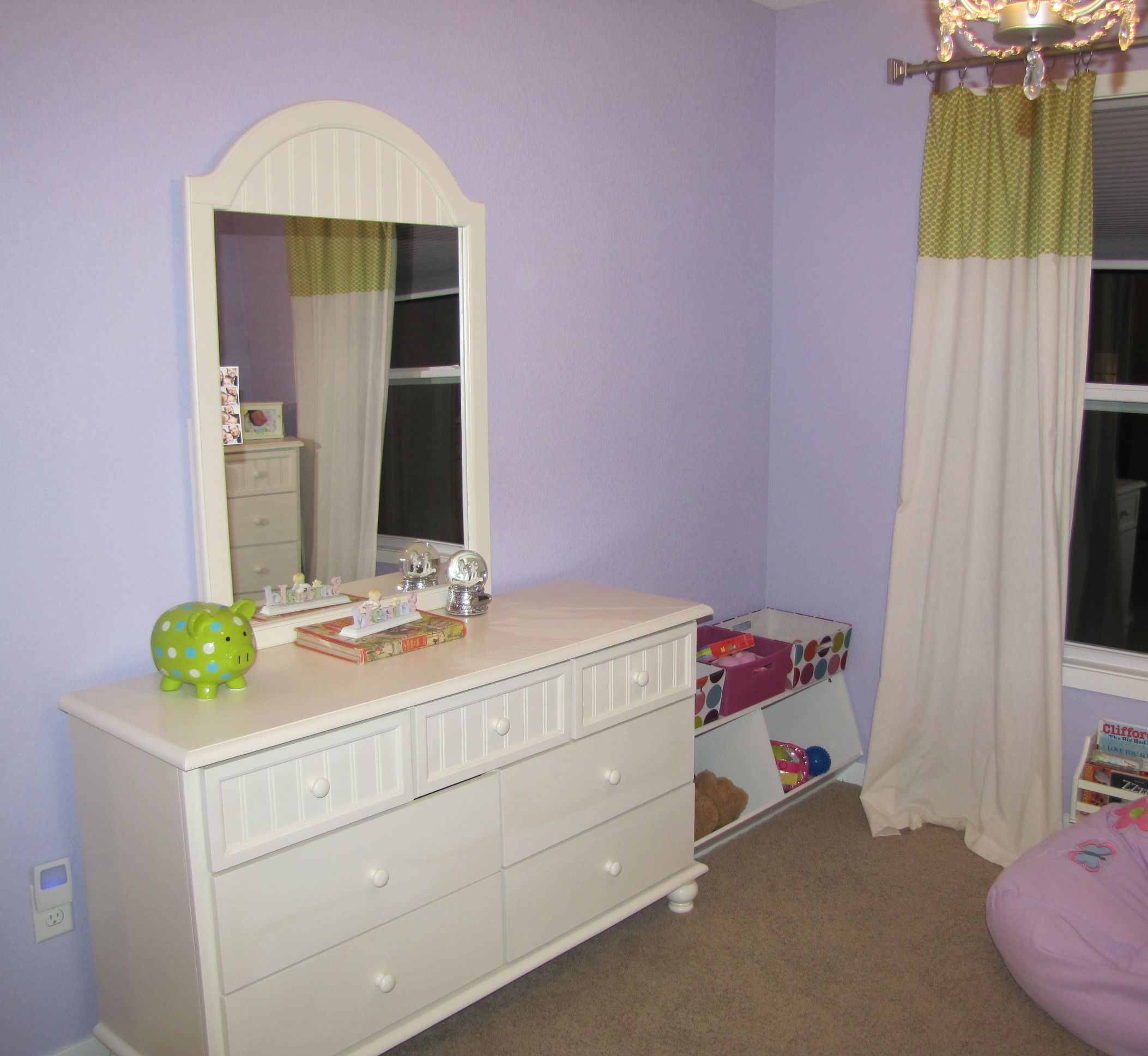 Wall Colors: Grape Mist, Sherwin Williams, Wall Color