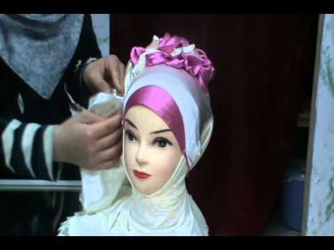 Hicab Baglama Dərsi 1 Ziyafət Ucun Hicab Youtube Muslim Women Fashion Hijab Tutorial Wedding Hijab