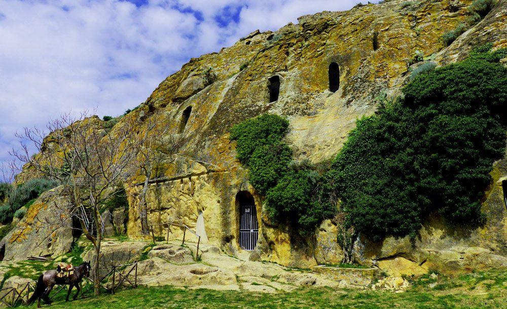 grotta della grufa sizilien