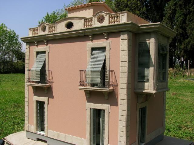 Casa 2 By Francisco Del Pozo Pares Case Delle Bambole Casette Case