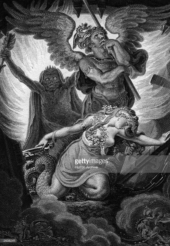 """paradise lost satan Paradise lost is the quintessential epic poem and its protagonist, satan, is the quintessential anti-hero """"better to reign in hell, than to serve in heaven"""" it's almost impossible to read this without, in some way, sympathising with him."""