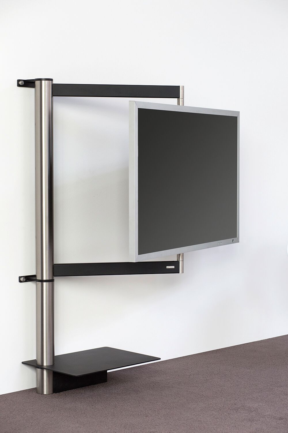 Design Wandhalterung Tv tv mount stand swivel function for view from any place